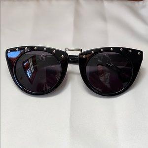 Diesel Studded Sunglasses